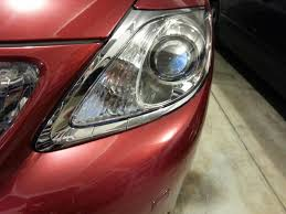 2007 lexus hybrid warranty does condensation in headlamp cover under cpo warranty