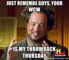 Throwback Thursday Meme - most funniest thursday meme photo wishmeme