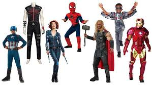 top 10 best avengers costumes for halloween 2017