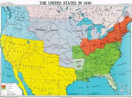 mexico map 1800 westward expansion map 1800 1830 thinglink