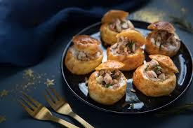 cuisiner une perdrix gougères farcies à la perdrix crème au foie gras eat me baby