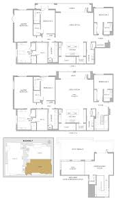 Floor Plan Web App Terraces Plan 7b Pasadena Perfected