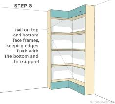 How To Build A Corner Bookcase Diy Corner Bookshelf Woodworking Plans Corner Bookcase Woodworking