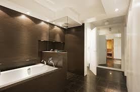 Electric Feel Gray Small Bathroom Decorating Photo  Modern - Contemporary design bathroom