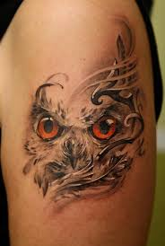 tattoo pictures of owls collection of 25 realistic owl tattoo on shoulder