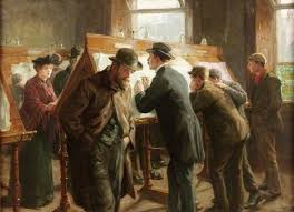 Seeking Painting Seeking Situations By Ralph Hedley