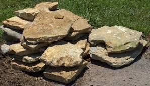 Rock For Garden Using For Garden Borders Growing The Home Garden