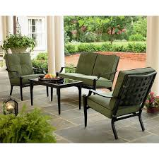 Martha Stewart Patio Furniture Cushions by Replacement Cushions For Kmart Patio Sets Garden Winds