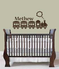 Nursery Name Wall Decals by Name Wall Decals For Boy Nursery Color The Walls Of Your House