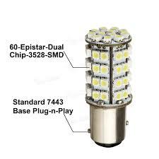 lexus sc300 bulb size 1157 switchback 7528 2507 white amber 60 led bulb dual color turn