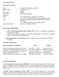 microbiologist resume sample medical microbiologist resume