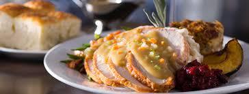 restaurants open on thanksgiving day in ta