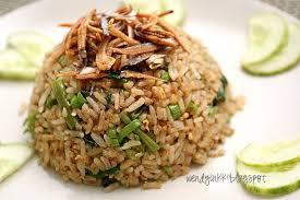 membuat nasi goreng cur telur table for 2 or more nasi goreng kung malay countryside