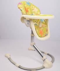 Round Chair Name Creative Baby Round High Chair White U0026amp Amp Green High