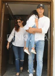 twinkle khanna u0027s daughter nitara paints a picture and you can u0027t