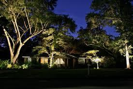 Landscape Lighting Ideas Pictures Front Garden Landscape Lighting Using Led Low Voltage Lights That