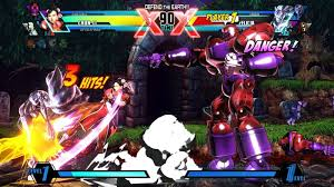 ultimate marvel ultimate marvel vs capcom 3 review xbox one s flashiest fighting