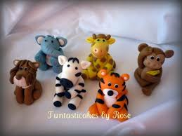 safari cake toppers jungle safari animals cake toppers cakecentral