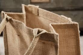 bulk burlap bags burlap tote favor bags with handles 11 x 9
