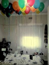 birthday balloons for him with a shortage of money how do i my boyfriend on his