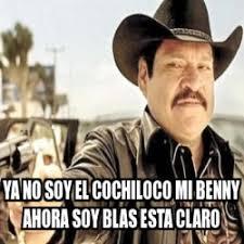 Memes De Cochiloco - meme personalizado ya no soy el cochiloco mi benny ahora soy