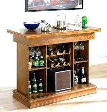 wine tables and racks furniture wine racks bar table with rack full regard to delightful 1