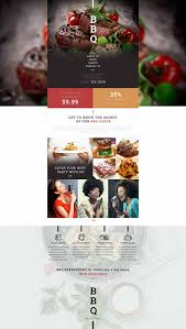 97 best restaurant cafe website templates free u0026 premium