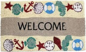 Coco Doormat Nautical Doormats Golly Gee Gardening