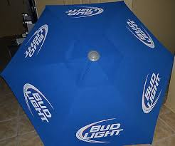 Budweiser Patio Umbrella Patio Decorations Collection On Ebay