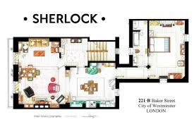 A Study Of Sherlock U0027s Home Home The Times U0026 The Sunday Times