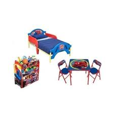 Spiderman Decoration Zspmed Of Spiderman Toddler Bed Set Ideal For Small Home