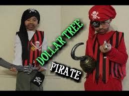 Pirate Halloween Costume Kids Pirate Halloween Costume Dollar Tree