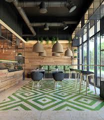 clean food cafe fortes on behance restaurant design references