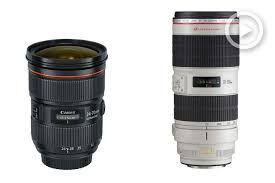 wedding photography lenses what s your go to wedding photography lens 24 70mm or 70 200mm