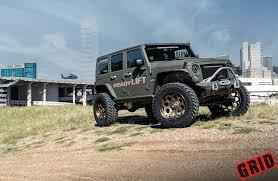 wheels for jeep jeep wrangler jk on grid road wheels