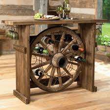wagon wheel wine rack cool idea could be done with a ship wheel
