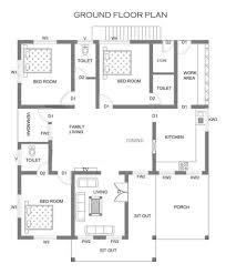 kerala house plans with estimate 20 lakhs 13 interesting idea home