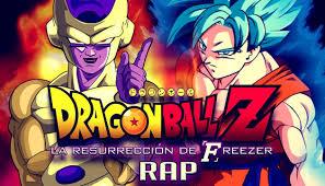 imagenes de goku la resureccion de frizer dragon ball z la resurrección de freezer rap la venganza del