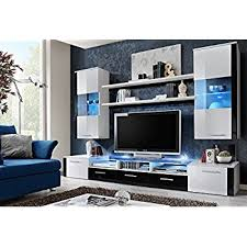 Modern Furniture Tv Stand by Amazon Com Fresh Modern Wall Unit Entertainment Centre