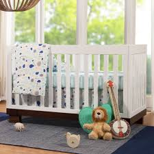 Babyletto Hudson 3 In 1 Convertible Crib With Toddler Rail by Babyletto Modo 3 In 1 Convertible Crib Prince Furniture