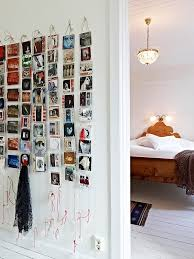 unique ways to hang pictures 10 creative ways to display postcards apartment therapy