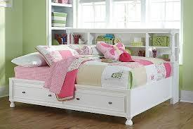 Full Bookcase White Bookcase Bed Full Thesecretconsul Com