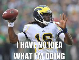 Michigan Football Memes - ncaa football week of october 20th 2012 letters in review the