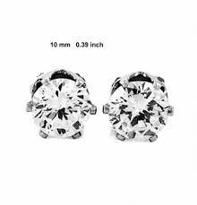 pressure earrings 14 best keloid pressure earrings images on clip on