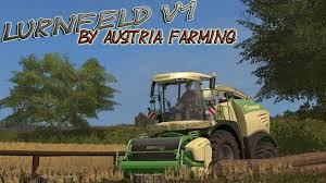 Austria Map Ls17 Trailer Zur Lurnfeld Map By Austria Farming W I P Youtube