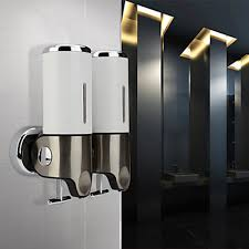 Wall Mount Bathroom Accessories by Wall Mounted Bathroom Accessories Soap Dispenser