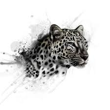 collection of 25 tribal leopard design
