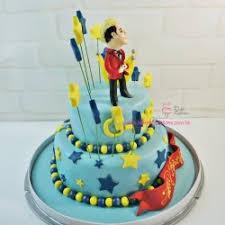 g dragon birthday cake corporate celebrity