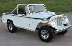 jeep classic a jeep classic the jeepster commando