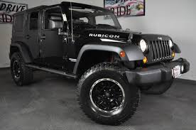 2007 jeep unlimited rubicon 2007 jeep wrangler unlimited rubicon 4wd v6 custom alloy towing